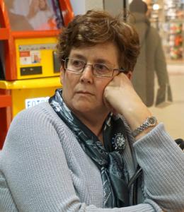 Wiesława Krzysztofik-Bogacka